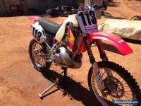 Honda CR 500 MX