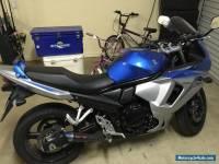 Suzuki GSX650f LAMS approved