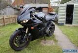 Yamaha R6 2005 Black for Sale