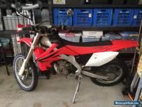 Honda CRF250 X 2007