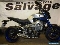 YAMAHA MT09 2015 2300 MILES LIGHT ACCIDENT DAMAGE HPI CLEAR EASY REPAIR