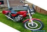 2006 Suzuki GZ125HS RED for Sale