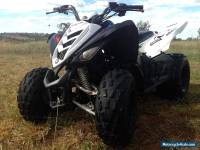 quad bike yamaha raptor 90