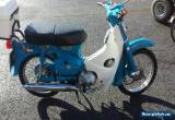 Honda C90 for Sale