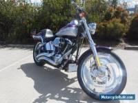 2001 Harley-Davidson Softail Deuce 1450 (FXSTD)