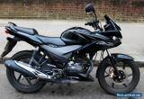 Black Honda CBF 125 M-D 2014 (inc. Helmet, Gloves + Oxford Secure lock) for Sale