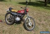 Yamaha LT1 100 1973  No Reserve for Sale
