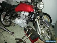 honda superdream 250cc project