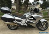 2011 HONDA ST 1300 ST1300 PAN EUROPEAN PAN EURO A-9 SILVER VGC LOTS OF HISTORY  for Sale