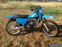 motor bike suzuki ts185