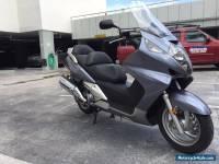 2007 Honda silverwing 600cc