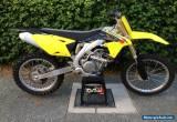 RMZ 450 2016 for Sale