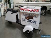 1960 Cushman Good Humor Ice Cream Scooter
