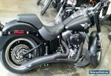 2010 Harley-Davidson Fat Boy Lo for Sale