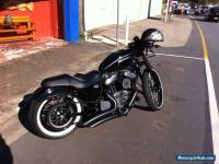 HARLEY DAVIDSON 2011 SPORTSTER NIGHTSTER 1200cc