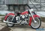 1963 Harley-Davidson FLH for Sale