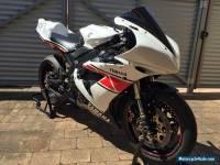 yamaha r1 track / race  bike ohlins