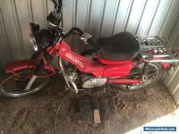 CT110 Honda Motorcycle Postie Bike