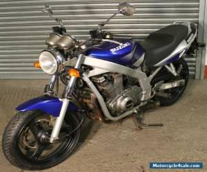 2002 Suzuki GS500K2, Good Condition, Barn Find For Spares Or Repair, No Reserve for Sale