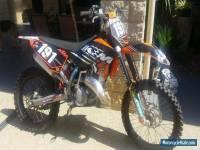 KTM 125 2008
