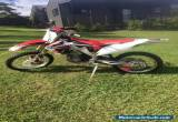 2012 honda CRF250R for Sale