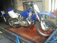 Yamaha yz250 2stroke 2009