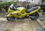 SUZUKI GSX 600 FW YELLOW for Sale