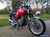 Honda GB 400 TT, Cafe racer, TT, Retro.