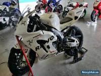Honda CBR1000RR5 Track bike