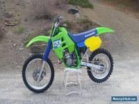 1988 Kawasaki KX