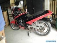 Kawasaki GPX750R 89 model