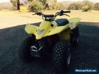 Suzuki LTZ50 Quad Bike 2009