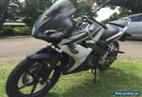Honda CBR125R for Sale
