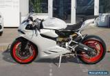 2014 Ducati Panigale 899 for Sale