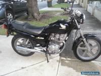Honda cb250 1999