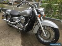 Honda Vt 400c motorbike
