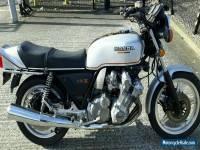 Honda CBX 1000 Motorcycle