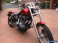Harley Davidson  - Dyna Wide Glide