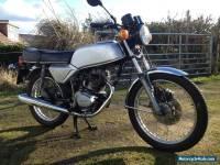 HONDA CB100 Classic Cafe Racer