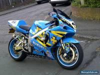 2002 SUZUKI GSX R1000 K2 BLUE/YELLOW rizla superbike