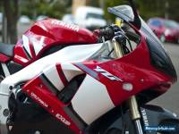 YAMAHA R1 2000 motorcycle Registered, Ohlins shock, Yoshimura pipe, rearsets,