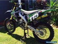 2010 Kawasaki KX250f motocross/trail bike /dirtbike/motorbike