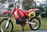 Honda CR250 1988 for Sale