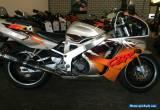 "Honda CBR 900 RR Fireblade. ""Urban Tiger"" for Sale"
