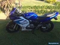 2005 Suzuki GS500F Motorcycle