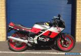 HONDA NC21 VFR400 Low miles, very good condition for year, Japanese Classic for Sale