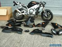 YAMAHA YZF 1000 R-1 4XV (1998) PROJECT - TRACK BIKE? SPARES OR REPAIRS