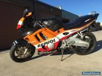 1998 Honda CBR600F - 105Hp REPSOL