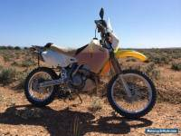 Suzuki DRZ400E Adventure Bike