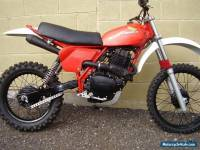 XR  500 HONDA TWINSHOCK PROJECT